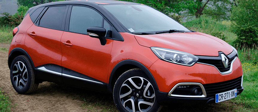 Renault Captur Parts & Spares