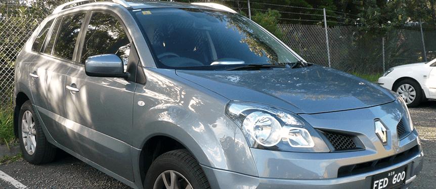 Renault Koleos Parts & Spares