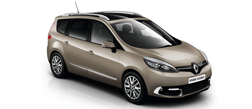 Renault Scenic Parts