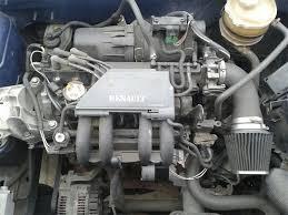 Renault Clio Engines 1.2 16 Valve