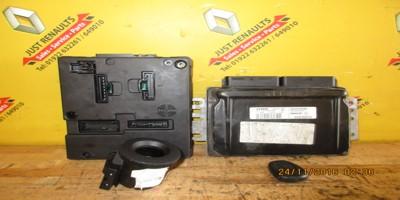 Scenic 2001-2003 1.6 16v Ecu Set S110138000