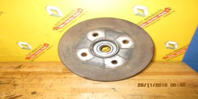 Clio 1.2 16v 2004-2006 Rear Brake Drum