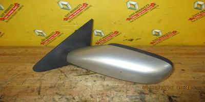 Laguna 2004-2007 Passenger Side Wing Mirror Silver