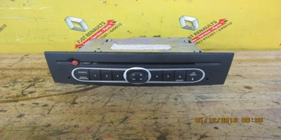 Laguna 2004-2007 Radio Cd Player 8200483748t