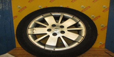 Laguna 2001-2007 Alloy Wheel 205/55/16