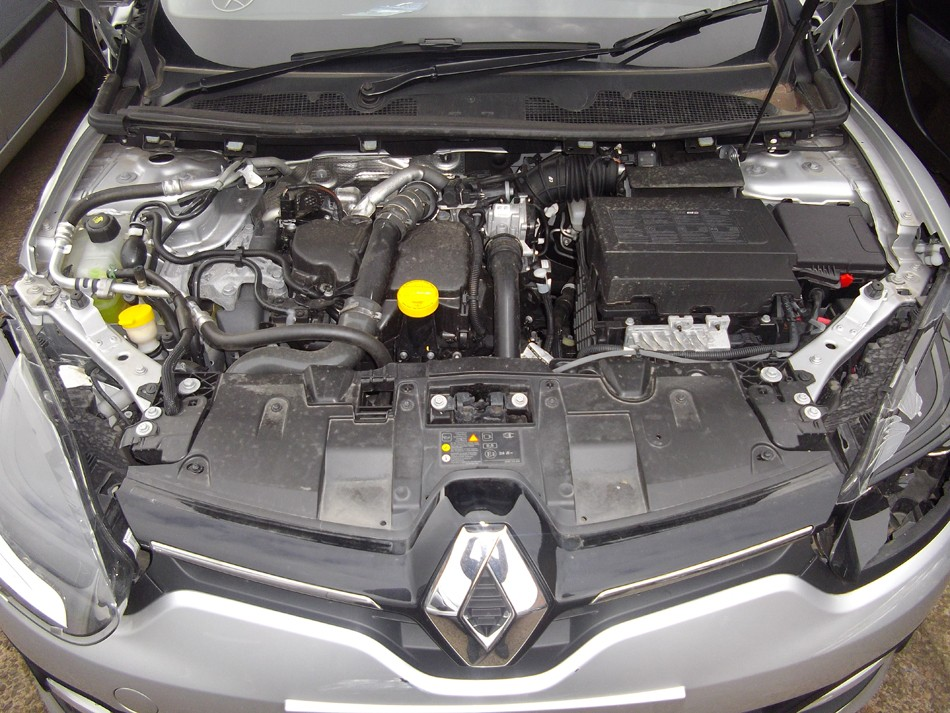Renault Megane Engines 1.5 dCi 6 Speed