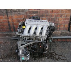 Renault Clio Engines 2.0 16 Valve