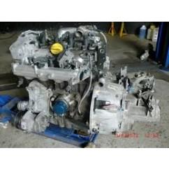 Renault Laguna Engines 2.0 Turbo