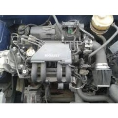 Renault Clio Engines 1.2 16 Valve