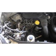 Renault Megane Engines 1.9 dCi