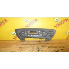 Scenic 2001-2003 1.6 16v Heater C/Control Panel