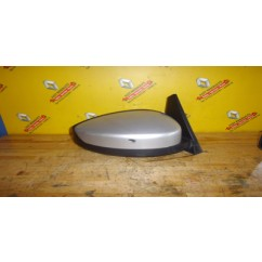 Espace 2003-2006 Drivers Side Wing Mirror In Silver Ted 69