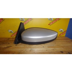 Espace 2003-2006 Passenger Side Wing Mirror In Silver Ted 69