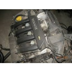 Renault Modus Engines 1.4 16 Valve
