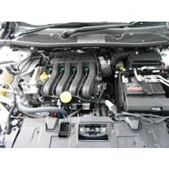 Renault Clio Engines 1.6 16 Valve Non Vvt Late Type Manual