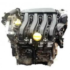 Renault Clio Engines 1.6 16 Valve With Starter At Front