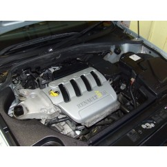 Renault Clio Engines 1.6 16 Valve With Vvt Starter At Back Auto
