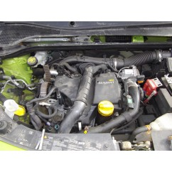 Renault Modus Engines 1.5 dCi 6 Speed