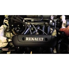 Renault Clio Engines 1.2 8 Valve