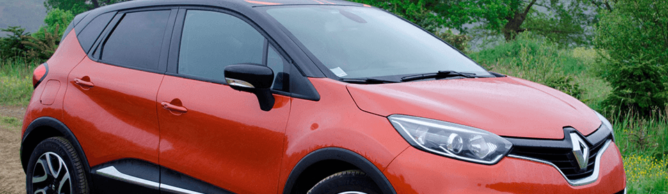 Renault Captur Car Parts