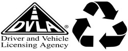 DVLA and Recycling