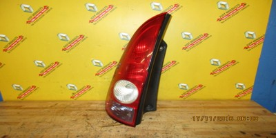 Espace Used Passenger Side Rear Light 2003-2006