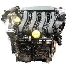 Renault Scenic Engines 1.6 16 Valve With Starter At Front