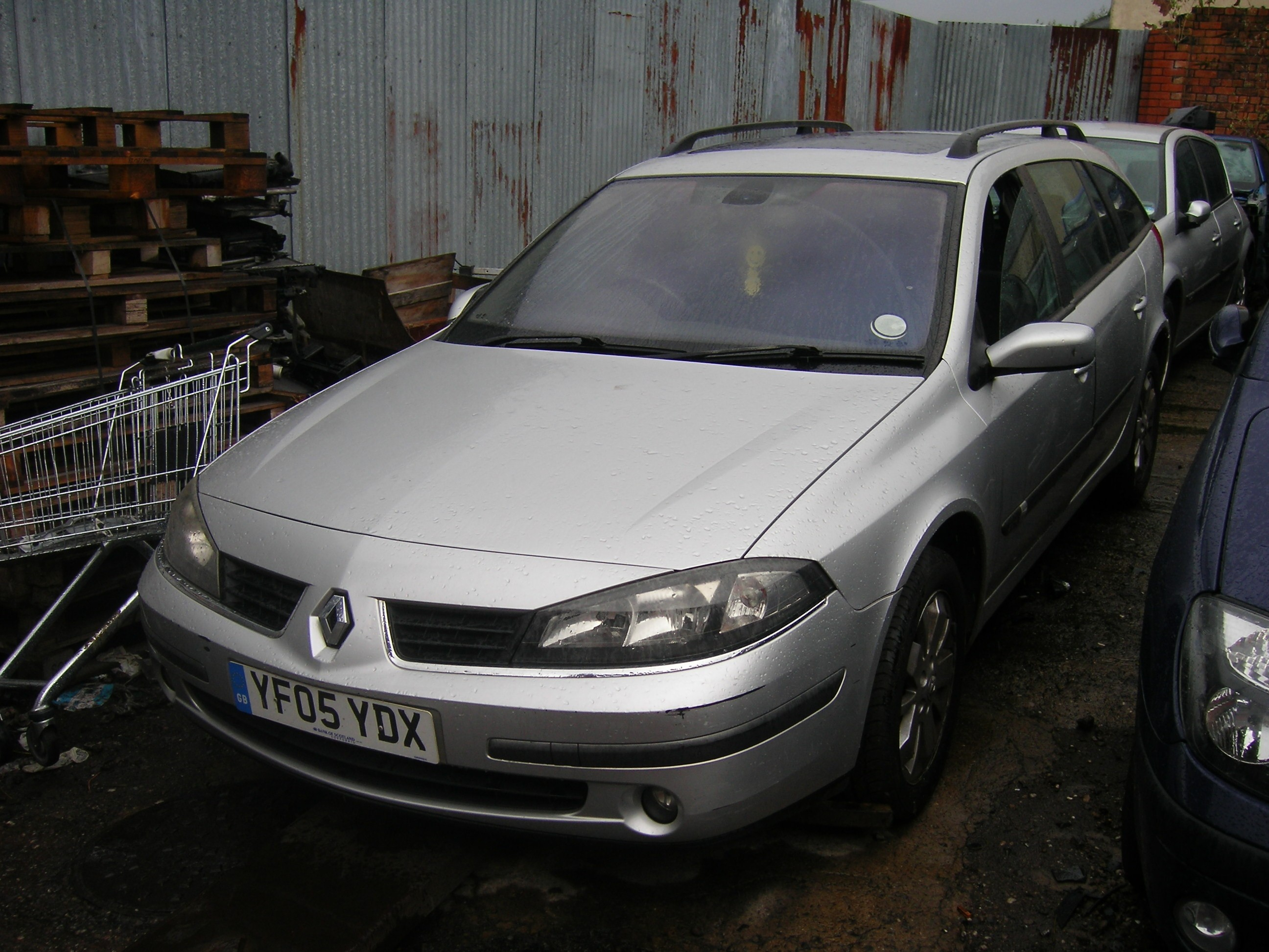 Renault Laguna Mk2 Phase2 Bodywork All Types