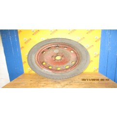 Espace 2003-2006 Used Spare Space Saver Wheel 185/60/17