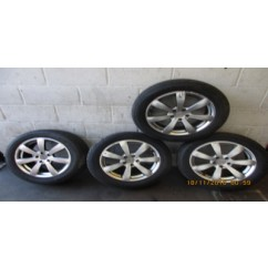 Espace 2003-2006 Used Aftermarket Set Of 4 Alloy Wheels