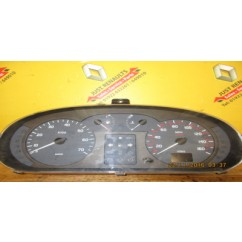 Scenic 1.6 16v 2001-2003 Speedo Clocks 91k
