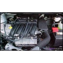 Renault Kangoo Engines 1.6 16 Valve Manual Non Vvt