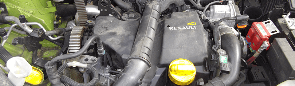Renault Captur Engines